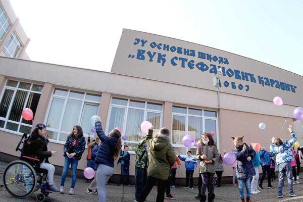 Osnovna škola Vuk Stefanović Karadžić Doboj