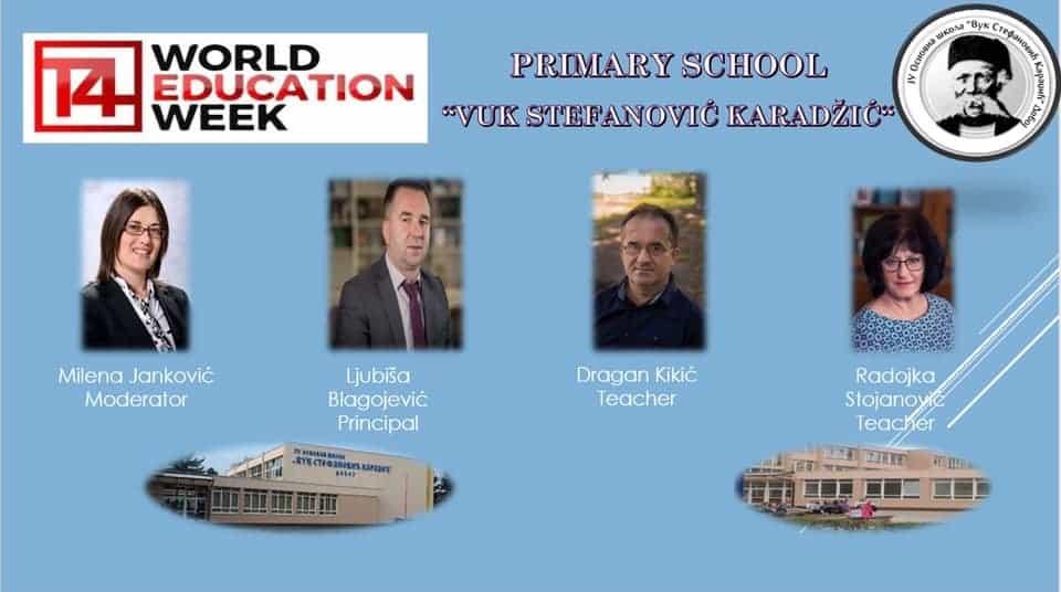 svjetska nedjelja obrazovanja